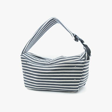 Daily Slingbag - (Stripe Grey)